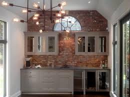 fabulous kitchen brick backsplash ideas 20 reclaimed thin veneer
