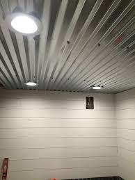 14 best basement images on tin ceiling ideas