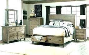 decoration: Distressed White Washed Bedroom Furniture Wood Stunning ...