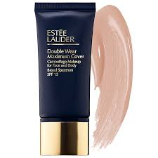 Double Wear Maximum Cover Camouflage Foundation For Face And