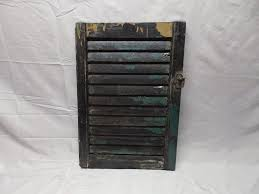 image is loading antique house window wood louvered shutter shabby old