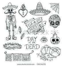 Day Of The Dead Coloring Pages Awesome Free Sugar Skull Coloring