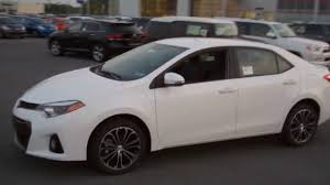 2014 Toyota Corolla Review Walkaround and Features - YouTube