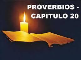 Resultado de imagem para imagens do capitulo 20 dos proverbios