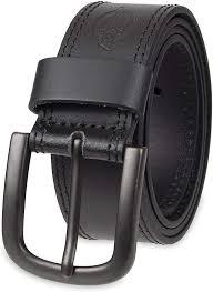 Dickies <b>Men's Casual Leather</b> Belt, black, 30 (Waist: 28) at Amazon ...