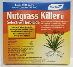 Nutsedge Herbicides Monterey Nutgrass Killer Ii Selective Herbicide