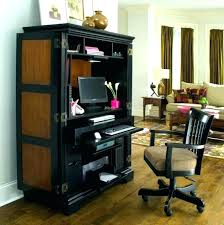 home office desk armoire. Computer Desk Armoire Image Of Office Home U