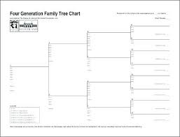 Free Downloadable Family Tree Charts Free Printable Family Tree Template Arttion Co