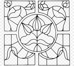 window stained glass painting clip art geometric clipart png 800 800 free transpa window png