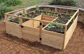 cedar garden box. Vegetable Garden Box Kits For You Best 25 Cedar Raised Beds E