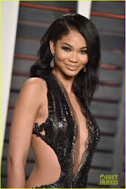 Chanel Hair Style naomi campbell & chanel iman bring the style to oscars 2016 vanity 2834 by stevesalt.us