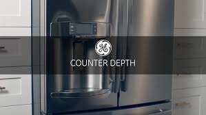 Ge Appliance Repair Kansas City Ge Gzs22dsjss 36 Inch Counter Depth Side By Side Refrigerator With