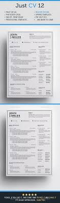 Pretty Resume Templates Best 48 Best Resume Templates Images On Pinterest Cv Resume Template