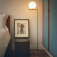 Ic Lights F Floor Lamp By Flos