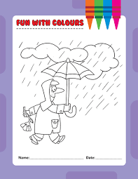 The registered data is used to categorise the user's interest and demographic profiles in. Weather Colouring Pages By Others Www Free For Kids Com