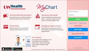Unitypoint Health My Chart Mychart Login Best Examples Of Charts