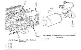 2002 mustang o2 sensor wiring diagram 2002 diy wiring diagrams