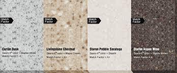 Staron Color Chart Classy Corian Glue Colors Juventini Live