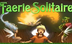 free game faerie solitaire clic is