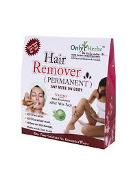 permanent hair remover