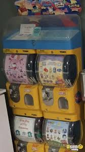 Tomy Vending Machine Interesting Tomy Gacha 48 Head Toy Capsule Vending Machines For Sale In Mississippi