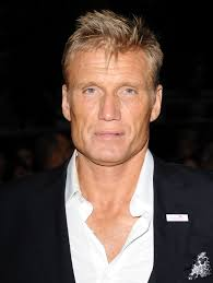 Dolph Lundgren - he's 56 - and has an I.Q. over 160!