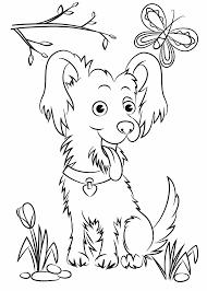 1279 x 913 png pixel. Kleurplaat Hond 80 Gratis Simpele En Moeilijke Honden Kleurplaten