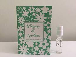 House of Sillage Whispers of Guidance, Mini.06 oz ... - Amazon.com