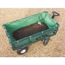 liner for garden cart