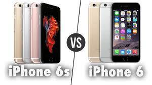 iPhone 6s iPhone 6 Karşılaştırması - YouTube
