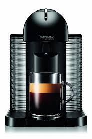 coffee machines nespresso. Contemporary Coffee Amazoncom Nespresso VertuoLine Coffee And Espresso Maker With Aeroccino  Plus Milk Frother Black Discontinued Model Kitchen U0026 Dining Intended Machines N