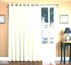patio sliding door curtains window treatment ideas for sliding glass doors o door curtain blinds kitchen