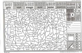 Coloriage Magique Cm1 Maths A Imprimer L L L L L L L L L L L L L L L L