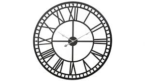 hanna goods wall clock extra large