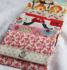 Easy Sewing Patterns For Beginners Stunning Wallet PDF Sewing Pattern Binski's Studio
