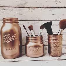 mason jar makeup brush holder. 25+ unique makeup brush holders ideas on pinterest | holder diy, organizer and diy jar mason a