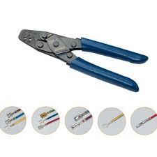wiring crimps solidfonts american autowire 510586 automotive tools crimper splice clip