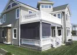 coolaroo patio shades outdoor solar shades for decks exterior sun shade costco
