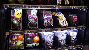 Fruit Vending Machines Beauteous Bearing Fruit Landline ABC