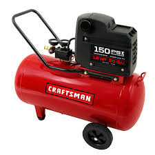 oil free 20 gallon air compressor
