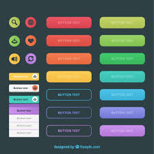 Buttons Vectors 27 000 Free Files In Ai Eps Format