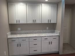 white shaker cabinet doors. Kitchen White Shaker Cabinets \u0026 QUARTZ COUNTERTOP IN Los Alamitos,CA. FOR Troy. - Prefab Cabinets,RTA Cabinets, Ready To Assemble Cabinet Doors