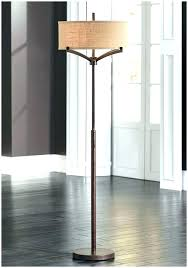 franklin iron works lamps s in turnbuckle floor lamp with double shade