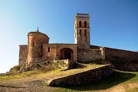 real architecture buildings. Brilliant Real Castillo Mezquita De Almonaster La Real Intended Architecture Buildings