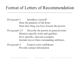 How To Write A Recommendation Letter For Yourself Www Ceeuromedia Info