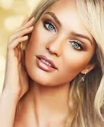 victoria 39 s secret models are a prime exle most of the time they have a very simple and fresh look natural shadows