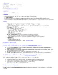 Xml Resume Sample Resume Examples Templates Free Sample Xml Resume Example Xml Resume 1