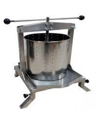 Pars PRS-30 30 Litre Paslanmaz Çelik Meyve Sıkma Pres Makinası