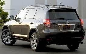 2011 Toyota RAV4 - Information and photos - ZombieDrive