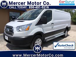 Used Ford Transit 250 for Sale in San Antonio, TX (with Photos ...
